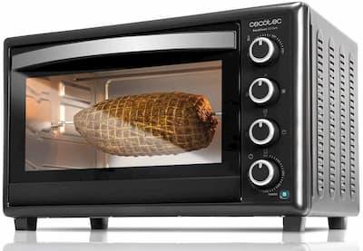 cecotec horno conveccion sobremesa bake&toast 650 gyro